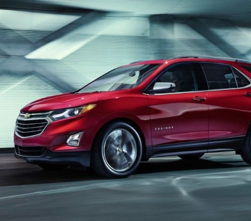2018 Chevrolet Equinox Preview