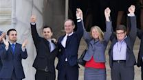 Significant SCOTUS wins for same-sex marriage advocates