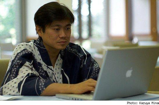 15 Minutes of Fame: Joi Ito on player relationships and connecting