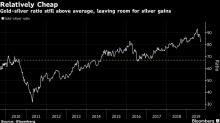 Gold Rally Upstaged as Precious Metals Rise in Slipstream