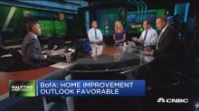 Home improvement outlook favorable: Bank of America