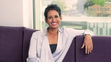 Naga Munchetty says BBC presenters are not 'robots or idiots' and are 'not there to simply, blankly read the news'