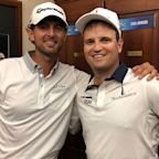 Zach Johnson is back at PGA Championship – both of them