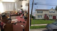 'An outrage': Inside squalid home man has squatted in for 21 YEARS
