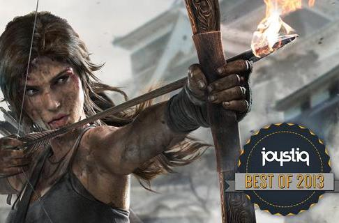 Joystiq Top 10 of 2013: Tomb Raider