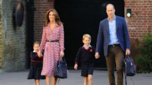 """We're loving Prince William's new update on his """"cheeky"""" children"""