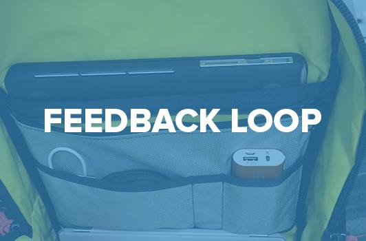 Feedback Loop: obscure TV channels, what's in your bag and more!