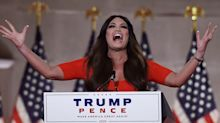 A sexual-harassment allegation against Kimberly Guilfoyle, Trump's campaign fundraiser, reportedly led to her Fox News ouster and a $4 million out-of-court settlement