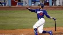 8-1. Betts sella con jonrón la victoria de los Dodgers