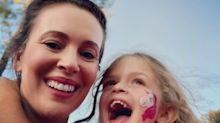 'My biggest hope for you is that you never have to say, #MeToo': Alyssa Milano shares moving video for her daughter