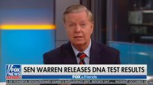 Lindsey Graham called racist after joking on Fox News that it would be 'terrible' if his DNA test showed him to be part Iranian