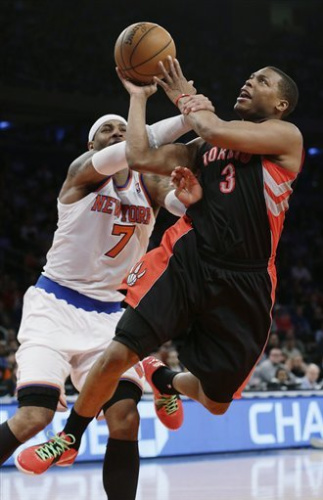 Anthony unsure about All-Star game with arm injury