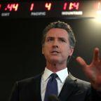 California Gov. Gavin Newsom Says Federal Government Sent '170 Broken Ventilators'