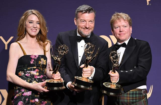 Netflix won an Emmy for its 'Bandersnatch' interactive episode