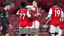 Klopp nach Arsenal: Zu viele und zu große Fehler
