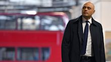 Sajid Javid says Britain's police 'still have a way to go' to address racism
