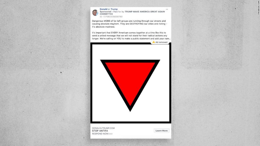 Trump Nazi Symbol
