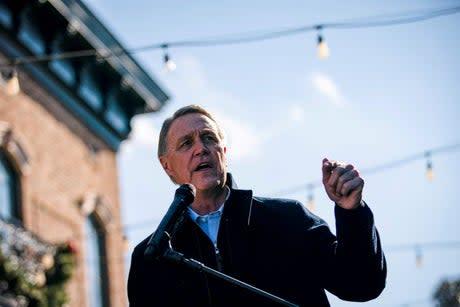 Perdue ditches Senate run after Trump Mar-a-Lago meeting