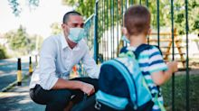 What Parents Need To Know About Face Masks At The School Gate