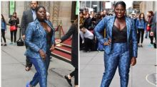 Danielle Brooks on her stretch marks: 'That's just a road map of my strength'