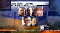 More Victims in Fatal Orland Bus Crash ID`d