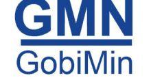 GobiMin Announces Third Quarter 2020 Results