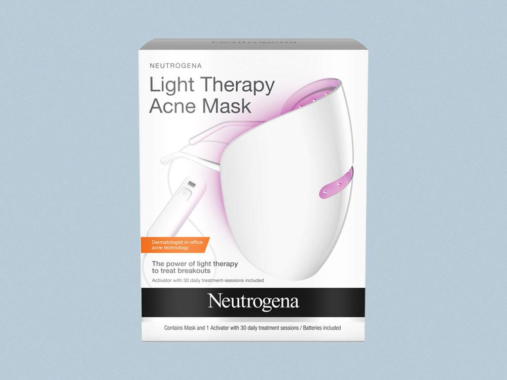 Everything You Need To Know About The Neutrogena Light Therapy
