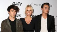 Modelos, músicos y actores: así son Brandon y Dylan, los hijos de Pamela Anderson