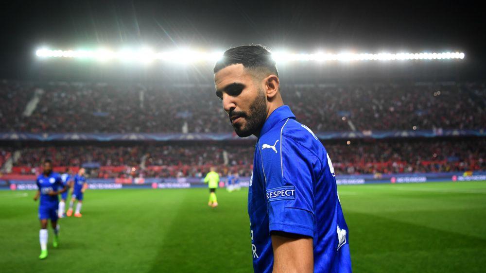 Leicester aurait fixé le prix de Riyad Mahrez