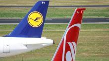 Lufthansa eyes EU green light for Air Berlin spoils