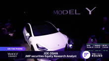 JMP reiterates Outperform rating, $374 PT on Tesla