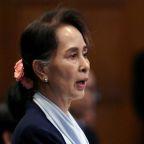 Suu Kyi tells U.N.'s top court charge of Rohingya genocide is 'misleading'