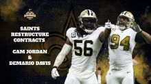 Saints Restructure Cam Jordan and Demario Davis Contracts