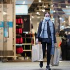 UK retail sales dip as consumers, freed from lockdown, dine out