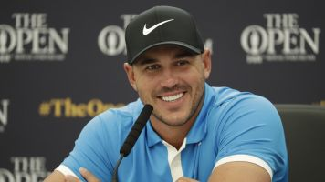 Koepka channels AI with excuse for Tiger snub