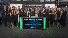 MAV Beauty Brands Inc. Opens the Market
