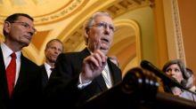 U.S. Senate Republican leader sees budget, debt ceiling deal soon