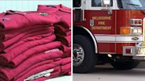 Florida firemen in fight to promote breast cancer awareness