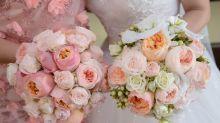 This bride says her best friend 'stole' her wedding