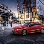 New Mercedes-Benz A-Class sedan aims for attainable luxury