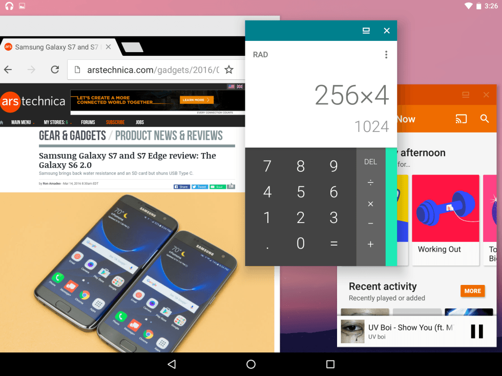 Android N's Freeform desktop mode won't be enabled on the