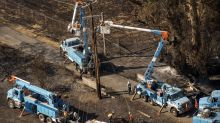 California Faults PG&E Lines for Four Smaller October Fires