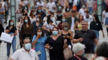 Plus de 6.000 nouveaux cas d'infection par le coronavirus en 24 heures