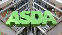 Asda delivery driver crashes into parked car and speeds away