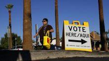 Poll: Biden leads Trump in battleground Arizona