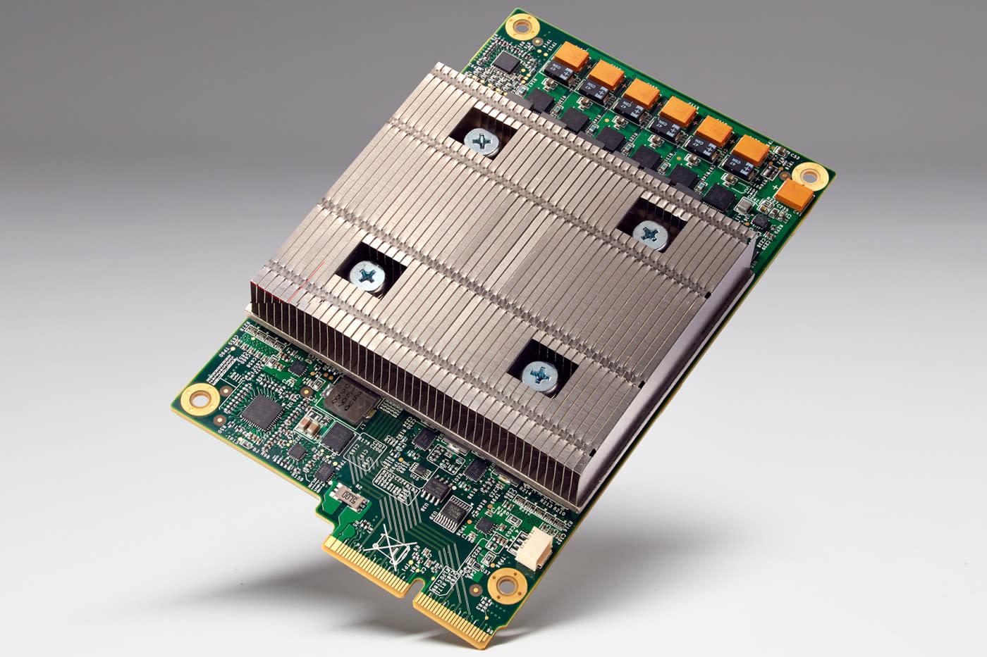 Google built a processor just for AI | Engadget