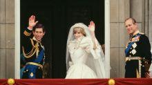 El vestido de novia de Lady Di desata una guerra judicial
