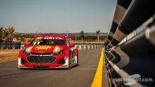 Gaetano di Mauro é o primeiro a acelerar novo carro da Stock em Goiânia