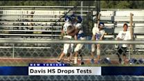 Davis High Stops Giving Baseline Concussion Tests