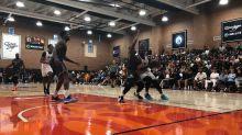 What makes the Drew League basketball's premier pro-am league